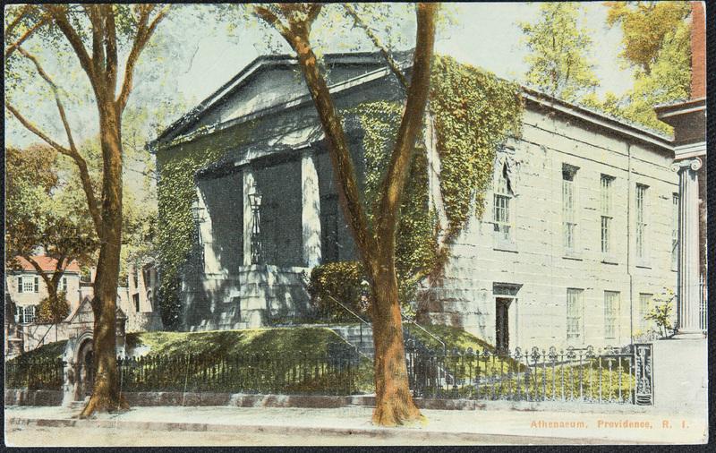 Athenaeum Scrapbook