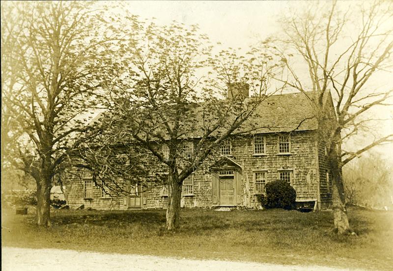 Handy House, c. 1900.