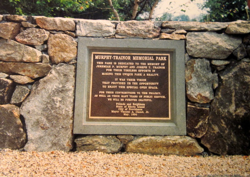 Murphy-Trainor Plaque