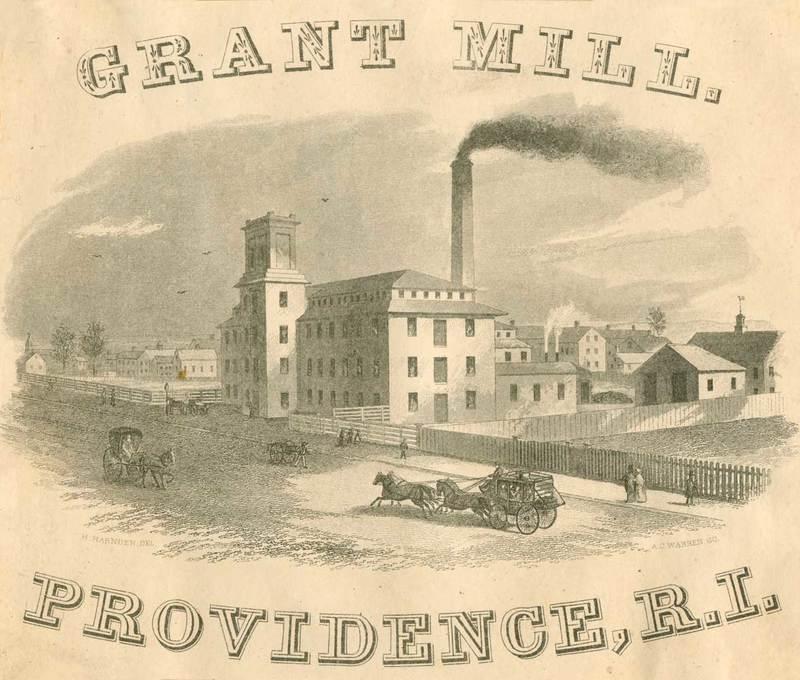 Grant Mill Building