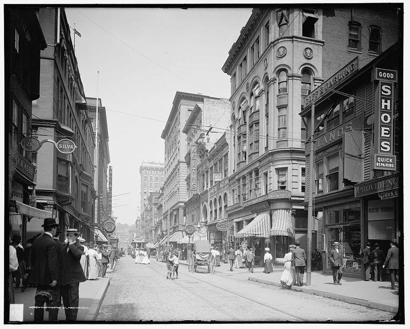 Providence in 1906