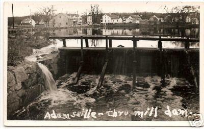 Adamsville Dam&lt;br /&gt;<br />