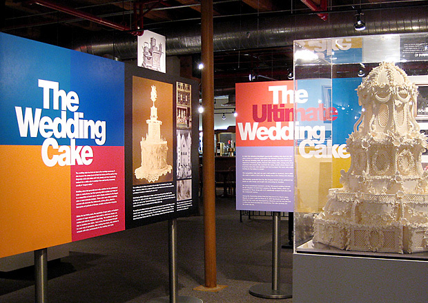 The Ultimate Wedding Cake