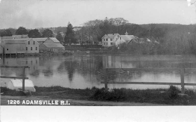 Adamsville Millpond&lt;br /&gt;<br />