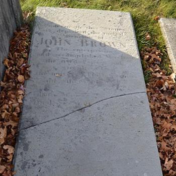 John Brown's Gravestone