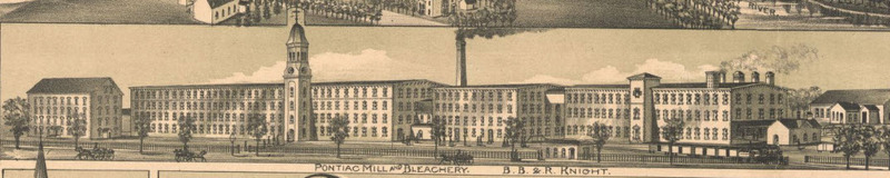 Pontiac Mill and Bleachery