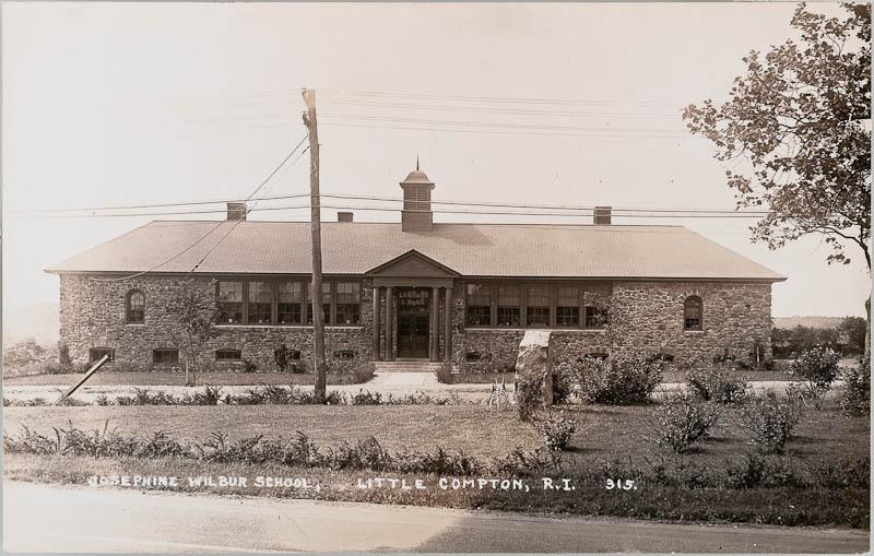 Josephine F. Wilbur School&lt;br /&gt;<br />