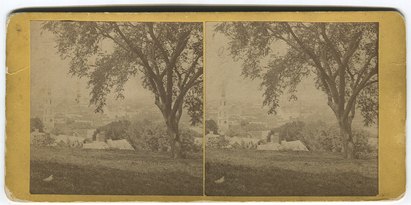 Stereoview of First Unitarian