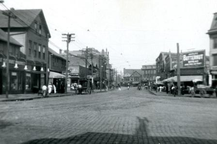 Olneyville Square