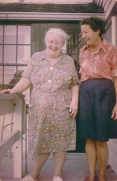 Marion Hart &amp;amp; Millie Waite&lt;br /&gt;<br />