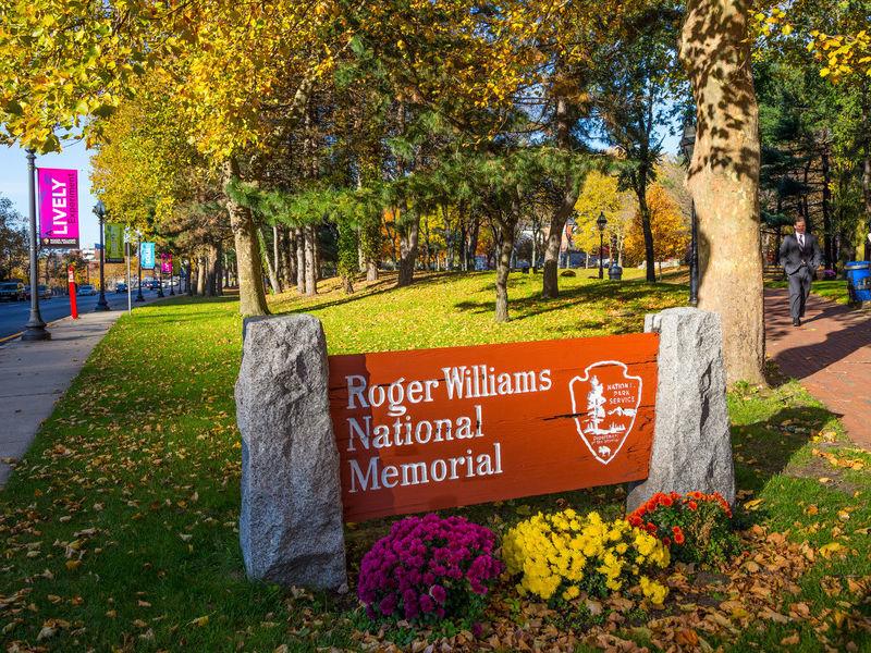 Contemporary View of Memorial
