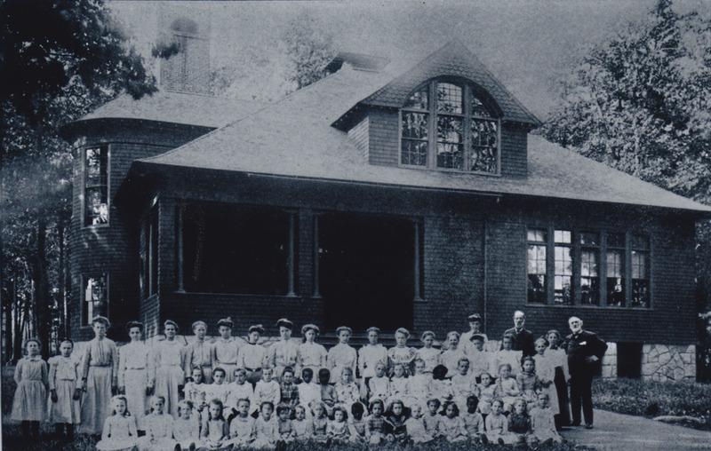 State Home & School Children