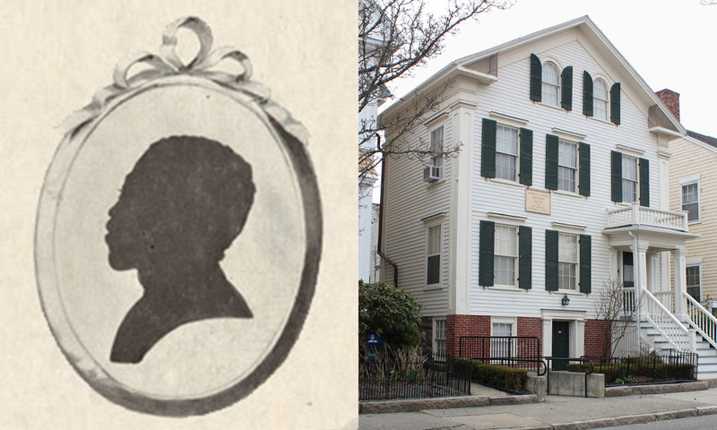 Polly Johnson and The Nathan and Polly Johnson House, 21 Seventh St., New Bedford