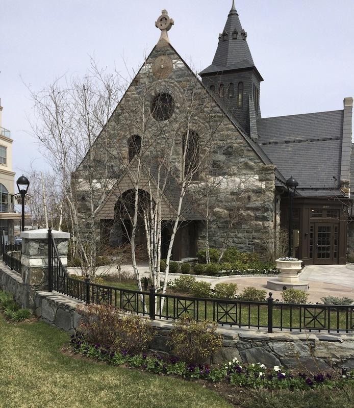 Sockanosset School Chapel