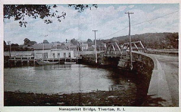 Nanaquaket Bridge&lt;br /&gt;<br />