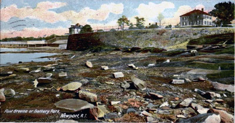 Postcard, Fort Greene