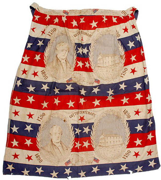 Cotton Centenary Apron