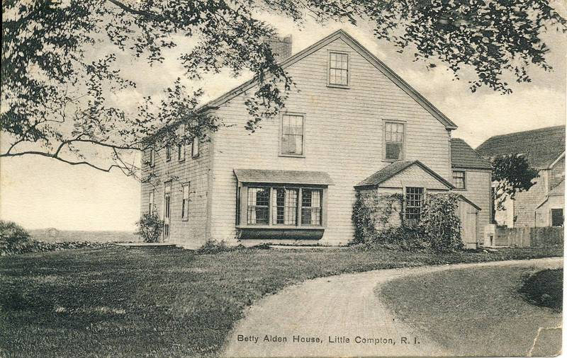 Betty Alden House&lt;br /&gt;<br />