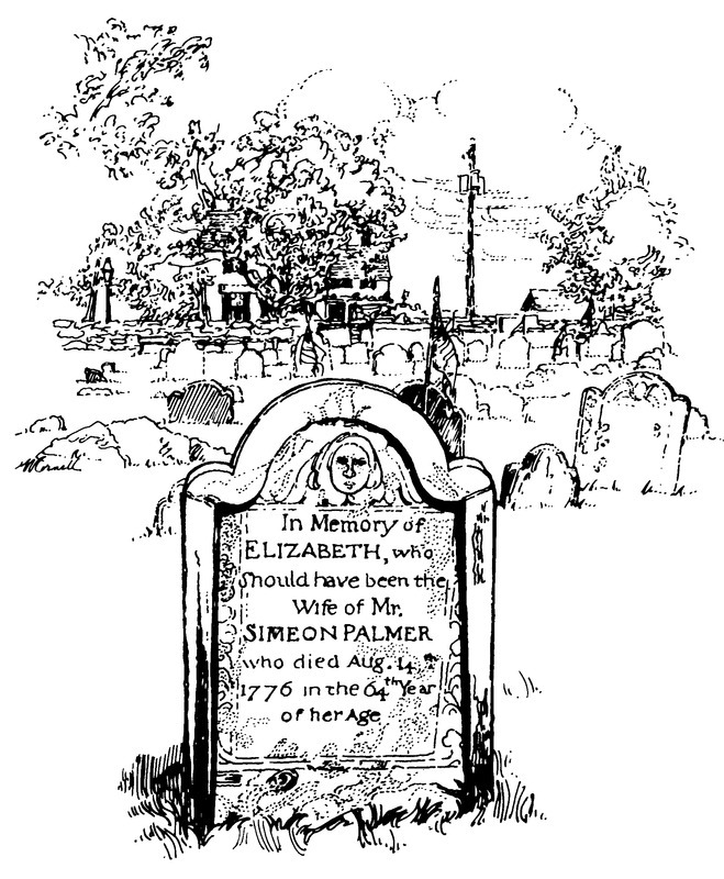 Elizabeth Palmer&#039;s Gravestone&lt;br /&gt;<br />