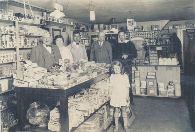 Interior of Gray&#039;s Store&lt;br /&gt;<br />