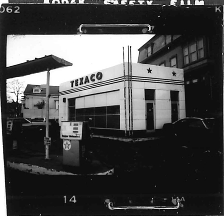 The Texaco Station on Westminser