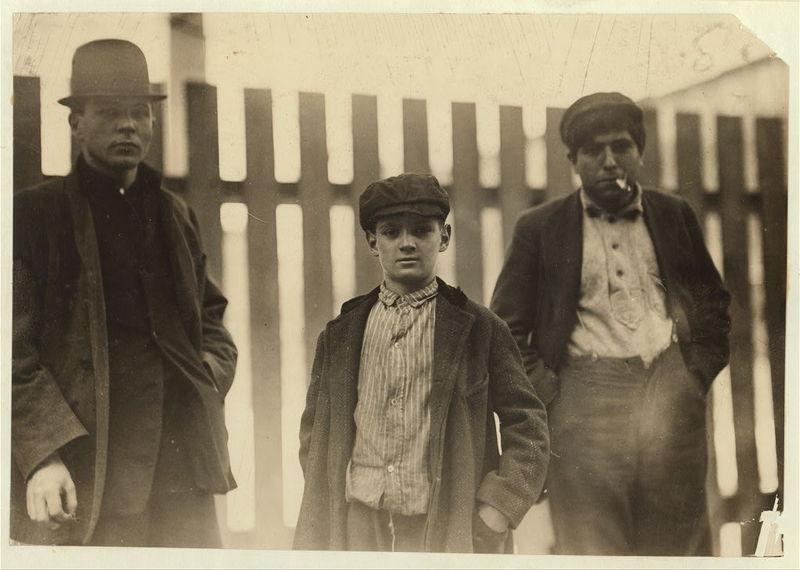 Photo: Alfred Beniot, 1912.