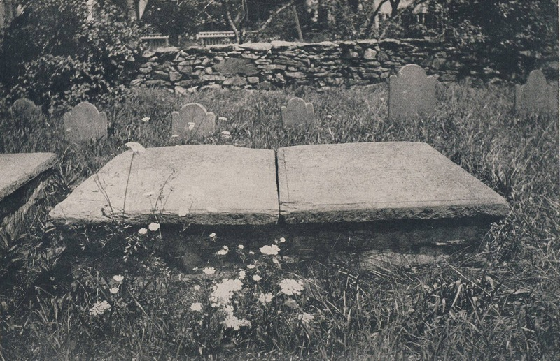 Graves of Benjamin and Alice Church&lt;br /&gt;<br />