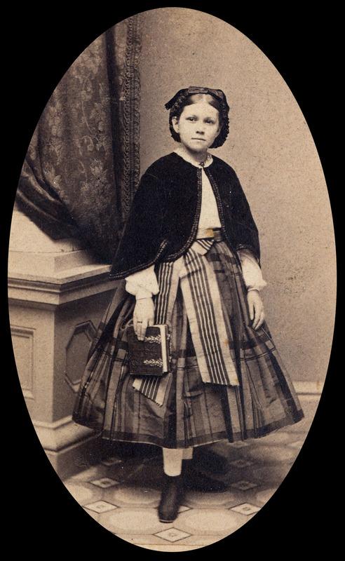 Young Jeanie Lippitt