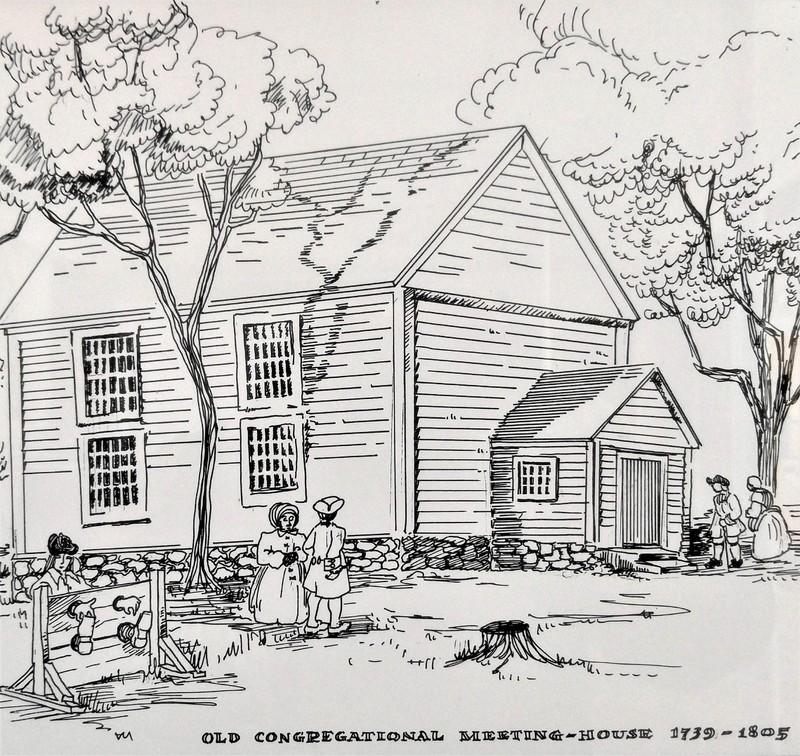 Meetinghouse Sketch