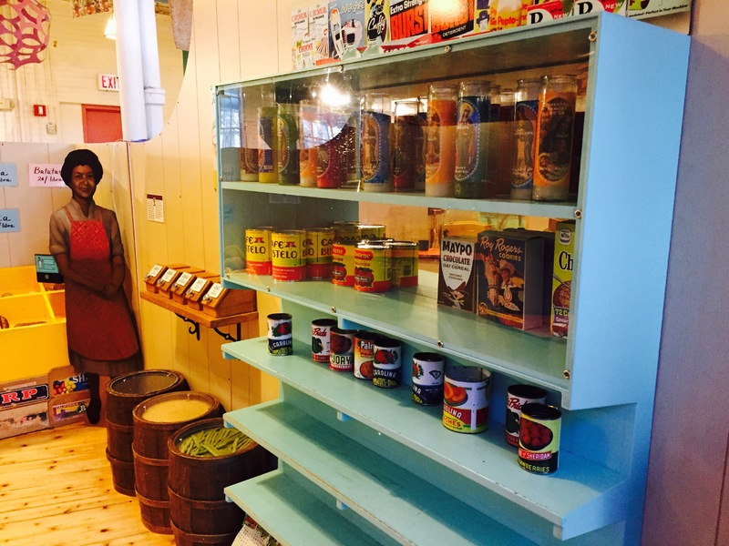 PHOTO: Fefa's Market in the Providence Children's Museum