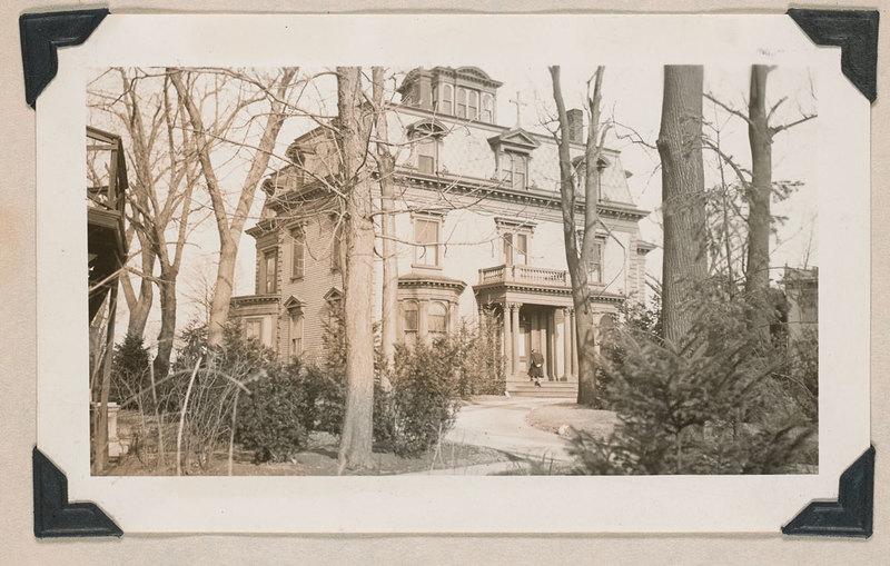 The Eddy House