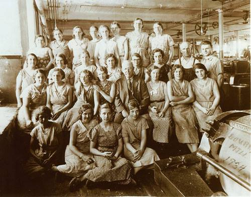 Bourne Mill Workers&lt;br /&gt;<br />