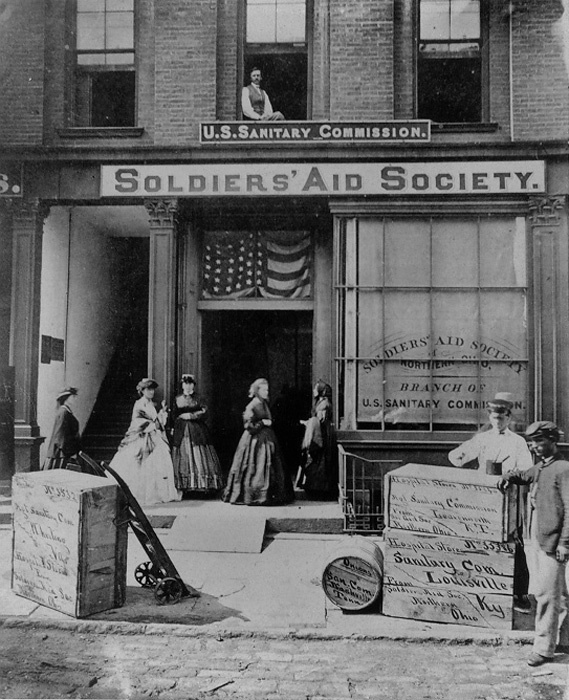 Soldiers Aid Society