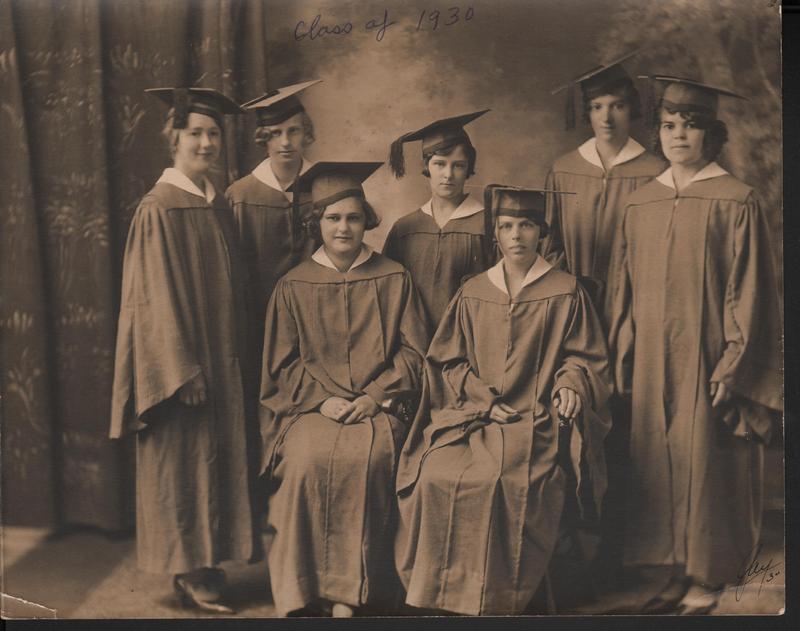 Wilbur School Class of 1930&lt;br /&gt;<br />