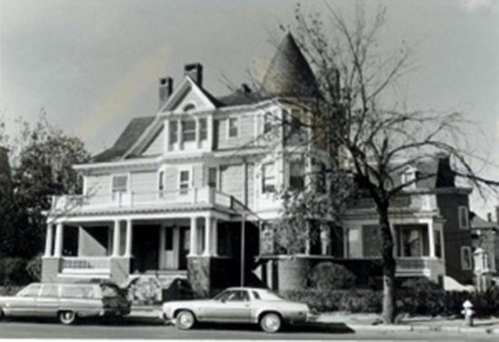 The International Institute of Rhode Island c. 1965.