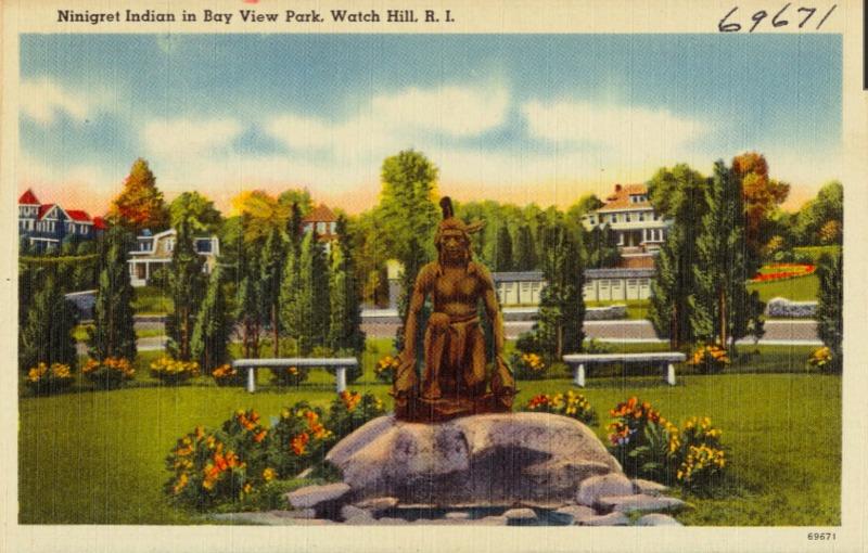 Ninigret Postcard