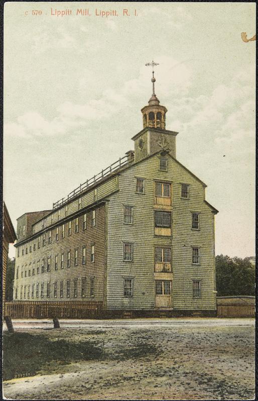 Lippitt Mill