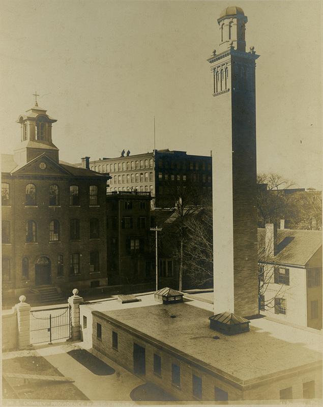 Original La Salle Academy Building