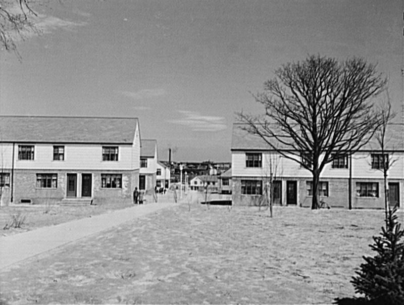 Photo: Bay Village, 1942
