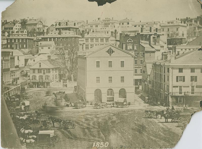 Market House 1850