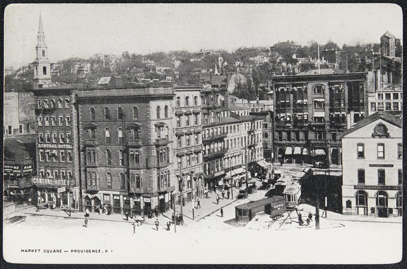 Market Square 1901